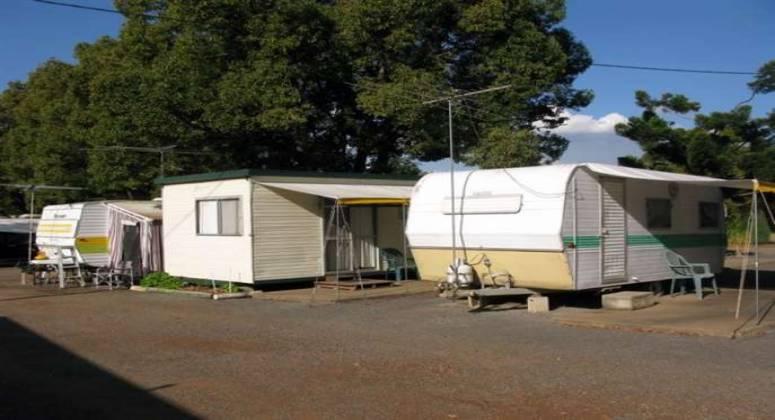 Freehold Caravan Park North West of Brisbane