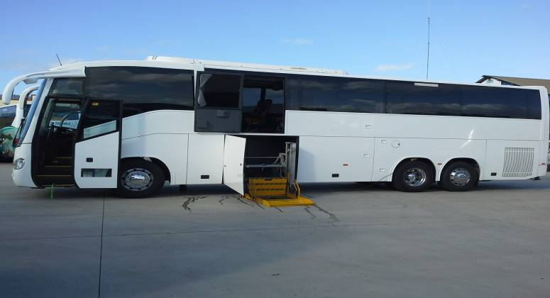 Luxury Coach & Tour Business ABM ID #3051