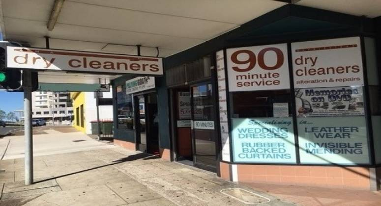 Dry Cleaning Business in Charlestown ABM ID #4055