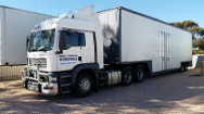 Removalist Business For Sale ABM ID #5007