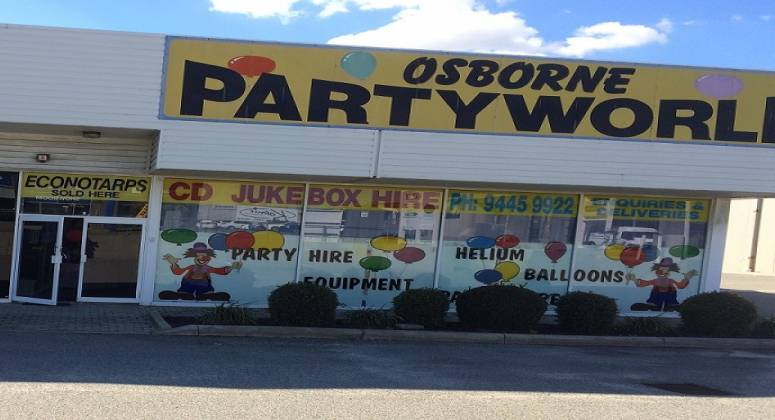 Party Hire Business For Sale In Osborne Park ABM ID #5066