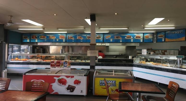 Café & Charcoal Chicken Business For Sale ABM ID #5067
