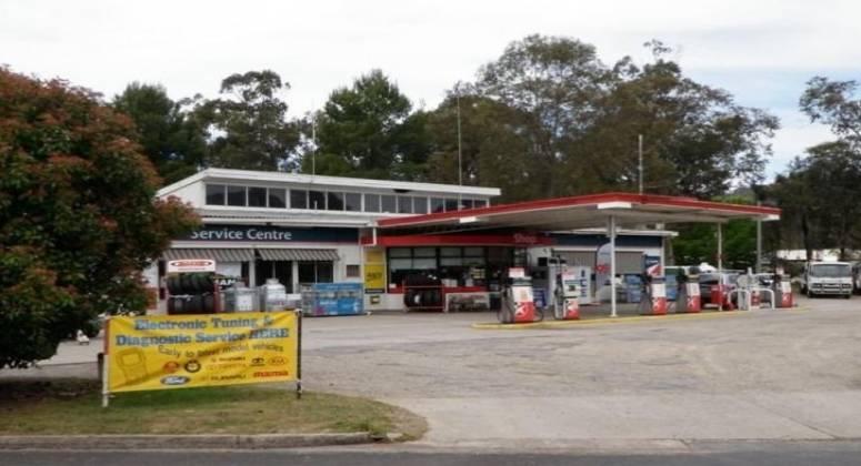 Service Station in Eildon ABM ID #6037