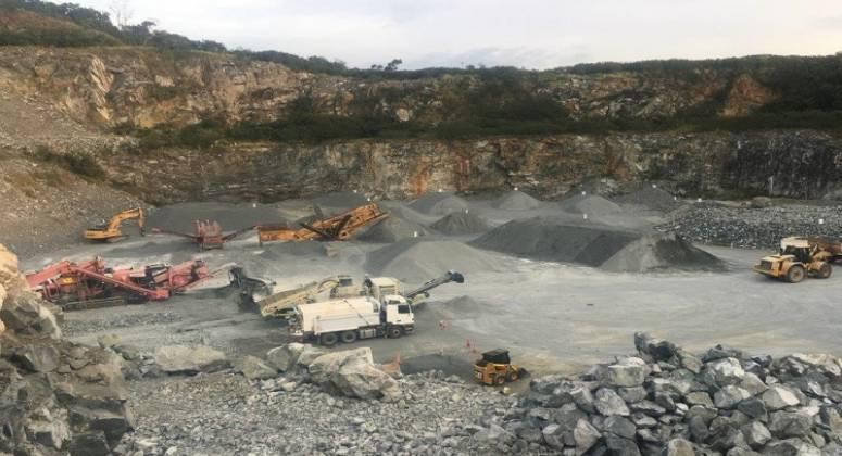 Construction, Excavation & Quarry Business ABM ID #6130