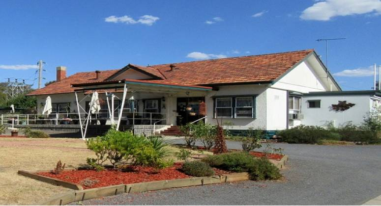 Motel in the Central Goldfields Area ABM ID #6179