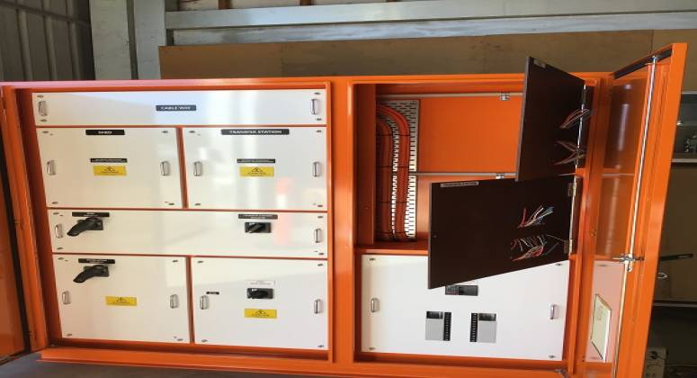 Electrical Switchboard and Control Panel Manufacturer ABM ID #6272