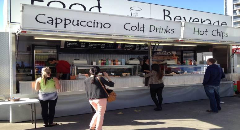 Food Truck / Mobile Food Van Business for Sale (7 Vans)
