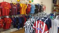 Football Sporting Specialty Retail Store