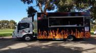 Food truck business for sale, 5 night only, consistent and loyal customers, huge potential to do events