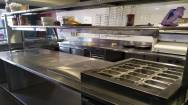 Closed down Pizza Shop for Sale with exceptional equipment on main street in Mornington