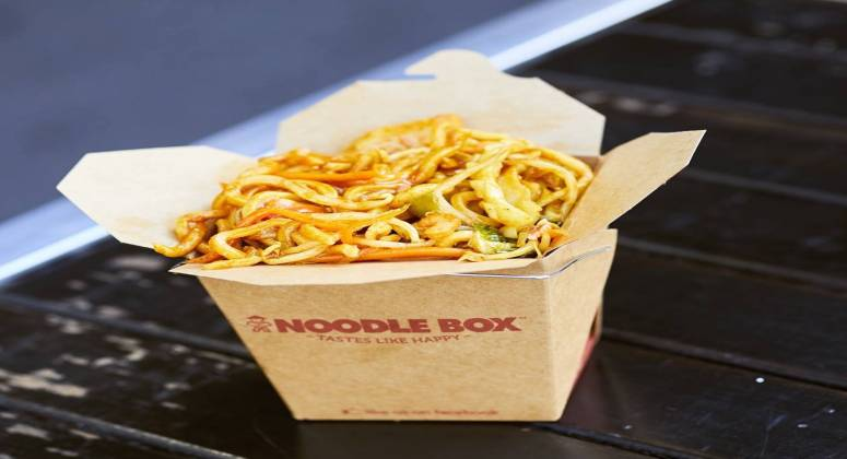 Noodle Box Franchise Business For Sale Warrnambool