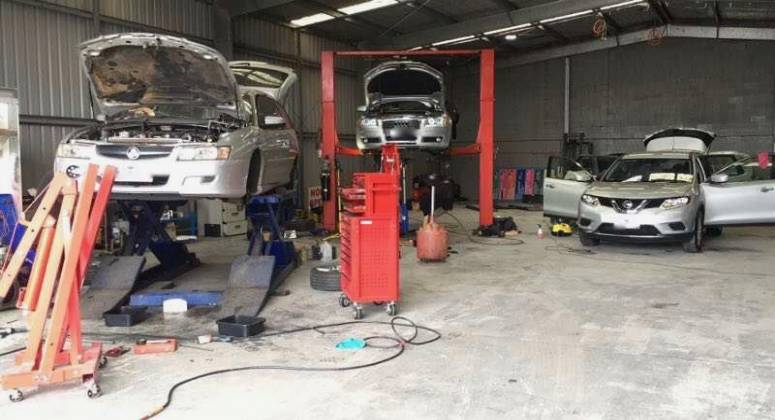 Automotive Service Centre Plus Car Wash Business For Sale