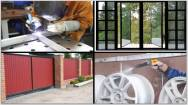 Fabrication and Powder coating Business For Sale