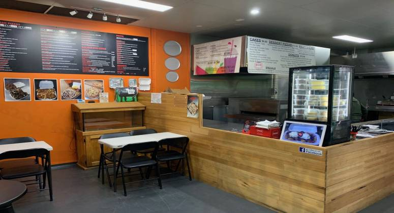 Canterbury Road Pizza Pasta Shop Business For Sale