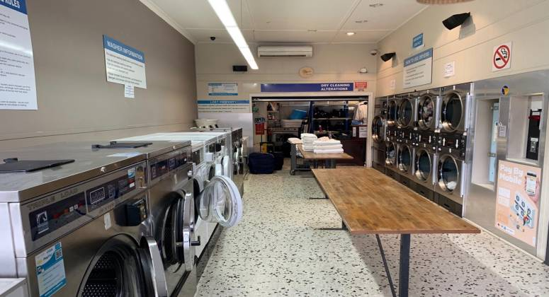 Coin Laundry Business For Sale in Fitzroy