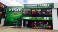 Monster Fishing Tackle Business for Sale