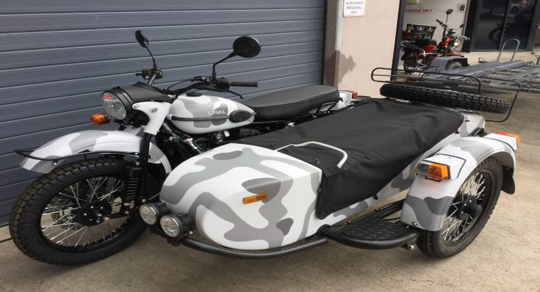 One Ten Motorcycles