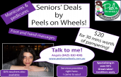 Mobile Beauty Business - Peels on Wheels