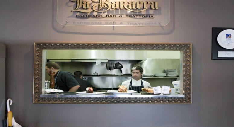 La Baracca Espresso Bar & Trattoria