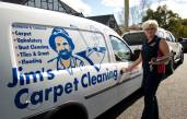 Jim's Carpet Cleaning Franchises Available - Australia Wide