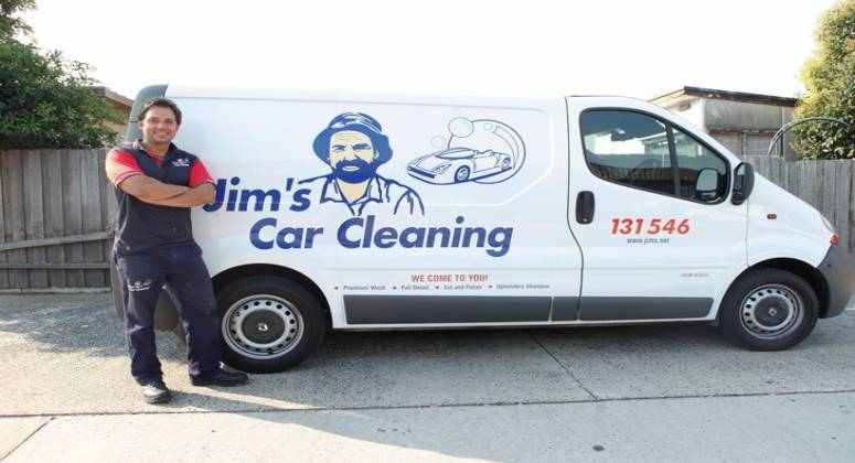 Jim's Car Cleaning & Detailing Franchises - Australia Wide