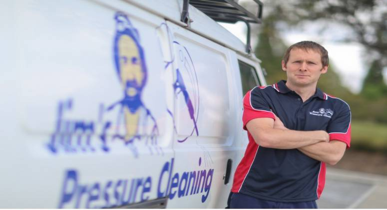 Jim's Window & Pressure Cleaning Franchises Available - Australia Wide