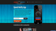 Speed Notify App for Sale